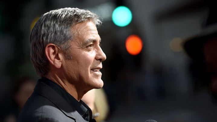 George Clooney: Glanz ist wichtiger als Gage