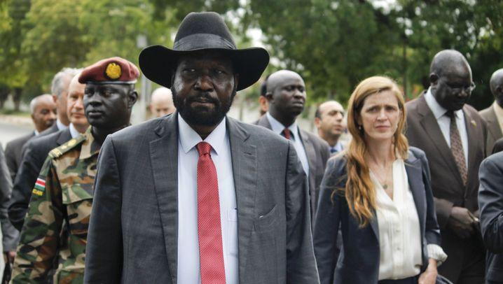 Warlords im Südsudan: Öl an der einen, Blut an der anderen Hand