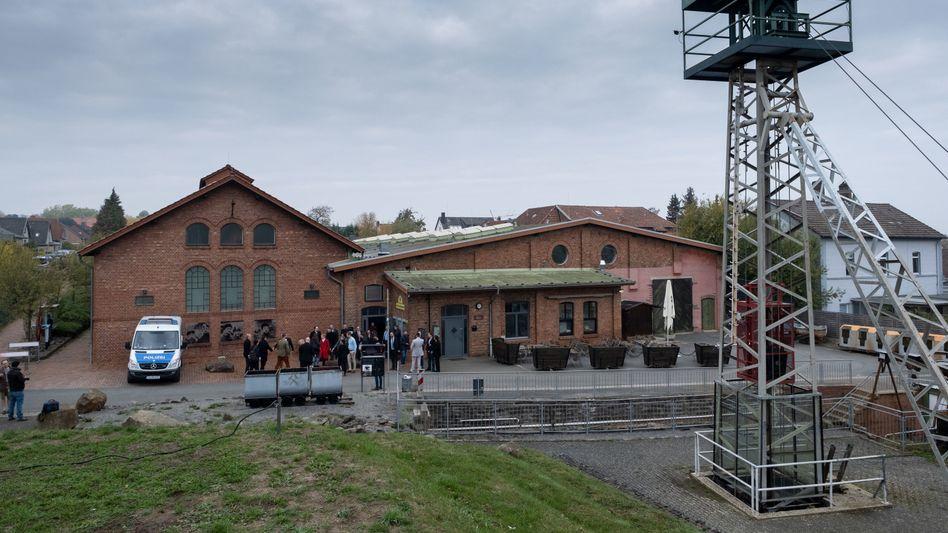 Bundeskongress der Jungen Alternative in Barsinghausen