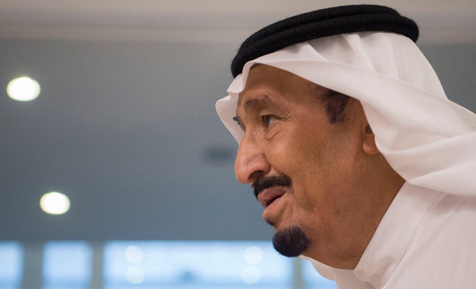 Saudischer König