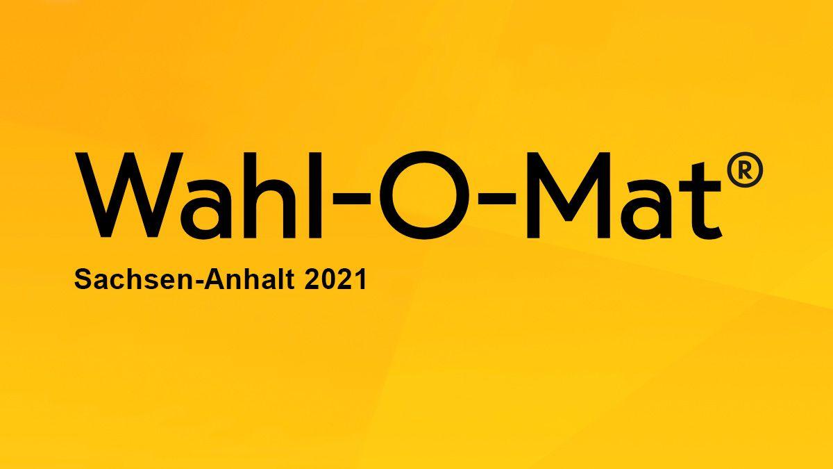 Wahlomat Sachsen-Anhalt