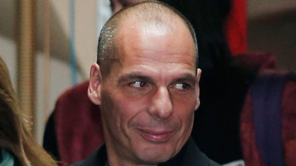 Neuer Finanzminister Varoufakis: Tsipras befördert Spar-Gegner