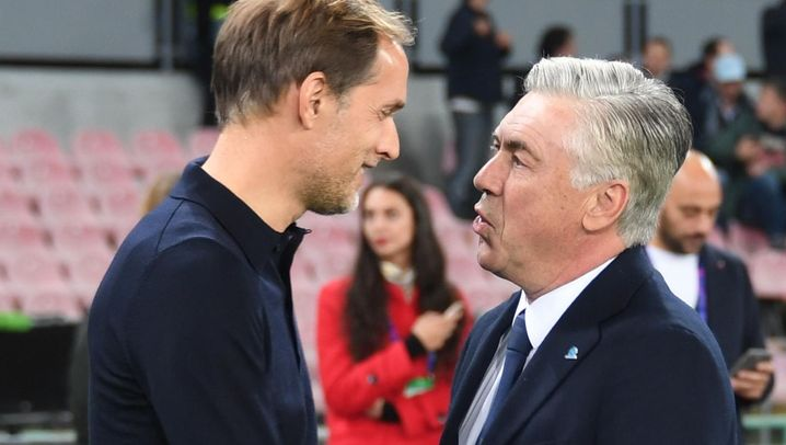 Champions League: Genervt in Neapel