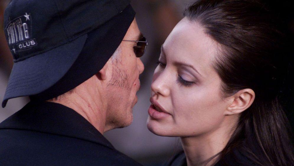 Billy Bob Thornton und Angelina Jolie: Szenen vieler Ehen