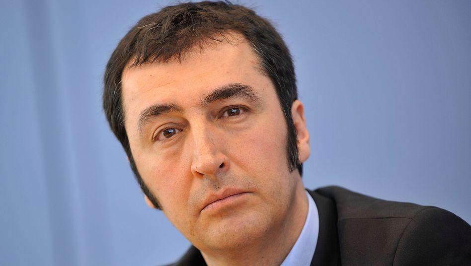 """Grünen-Parteichef Özdemir: """"Kämpfen für Mehrheiten lohnt sich"""""""