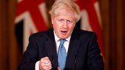 Boris Johnson deutet härteren Corona-Kurs an