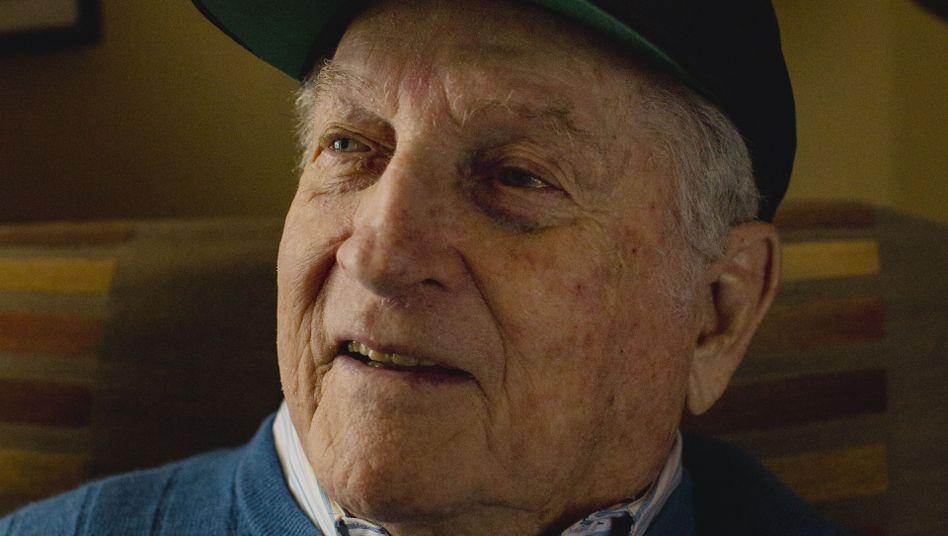 Former U.S. soldier Don Greenbaum