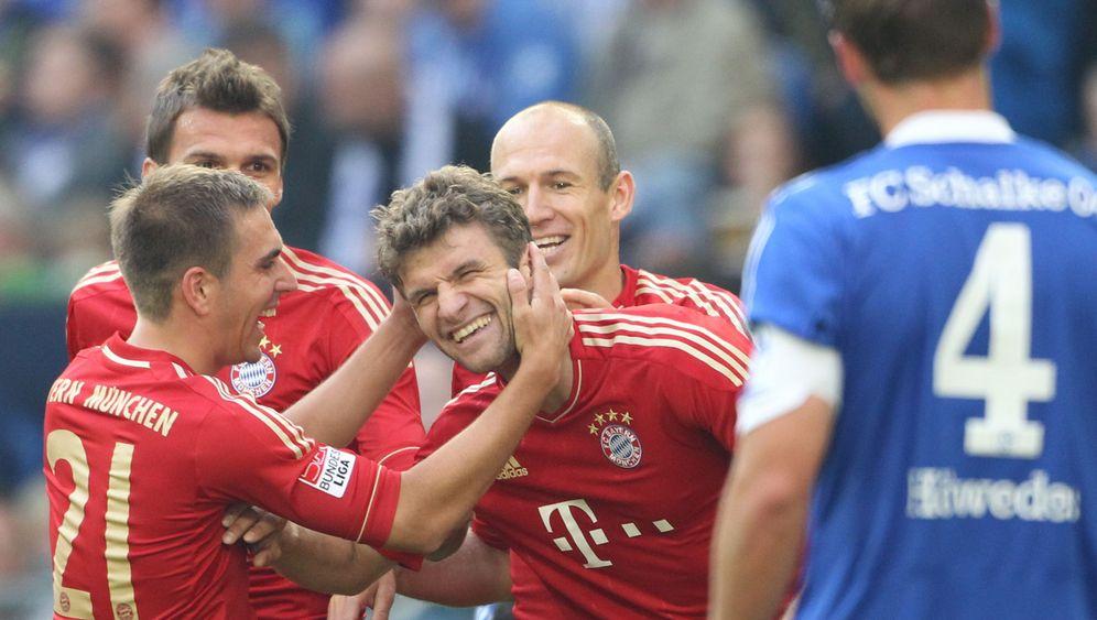 Bayern besiegt Schalke: Mit neuem Selbstbewusstsein