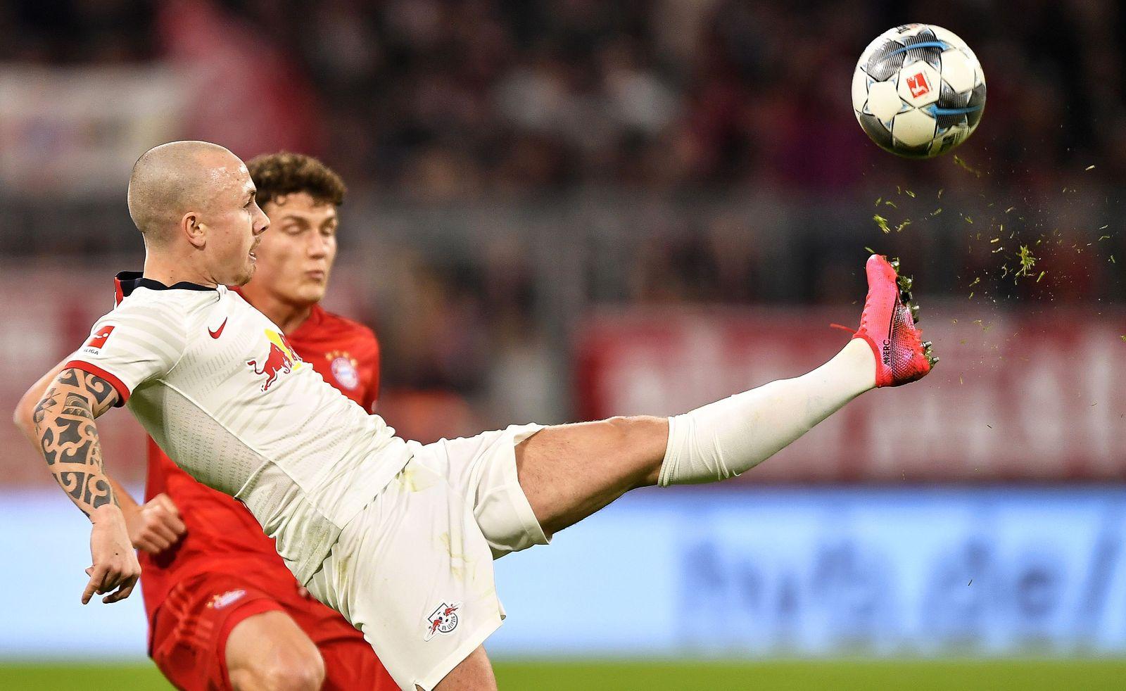 Bayern Munich vs RB Leipzig, Germany - 09 Feb 2020