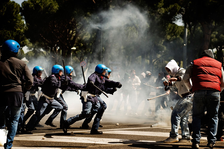 EINMALIGE VERWENDUNG Film/ A.C.A.B. - All Cops are Bastards