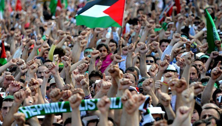 Angriff auf Hilfsflotte: Europaweite Demonstrationen für Gaza