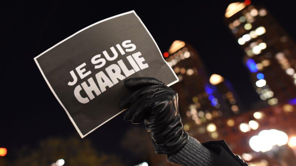 Photo Gallery: Europeans 'Not Afraid' of Terror