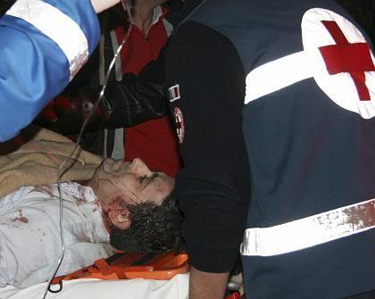 Verletzter Passagier: An Bord des Frachters blieben alle unverletzt
