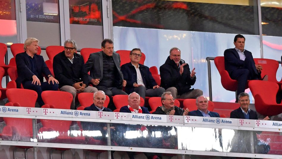 FC-Bayern-Chefetage: Falsche Regelauslegung