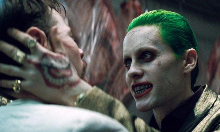 "Jared Leto als Joker in ""Suicide Squad"""