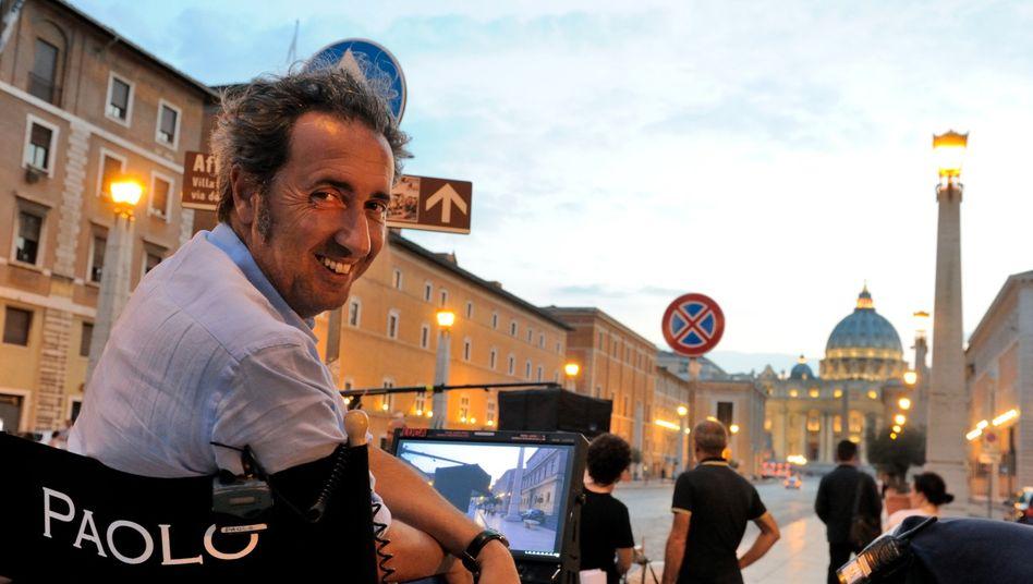 Regisseur Sorrentino: Herrlich alberne Episode über den Corona-Lockdown