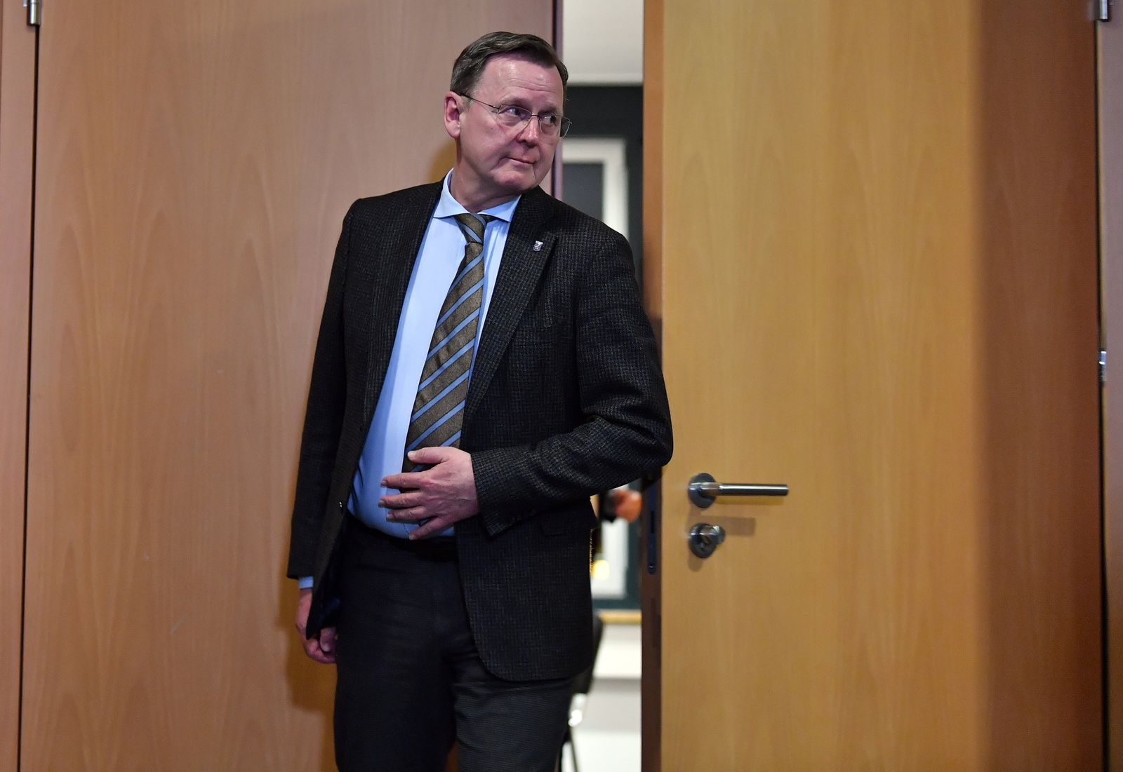 Regierungskrise in Thüringen