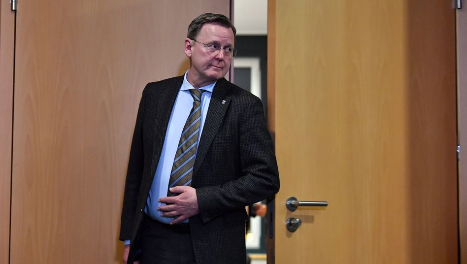Kompromiss gefunden: Bodo Ramelow soll wieder zum Ministerpräsident gewählt werden