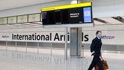Deutschland schränkt Reiseverkehr mit Großbritannien ein