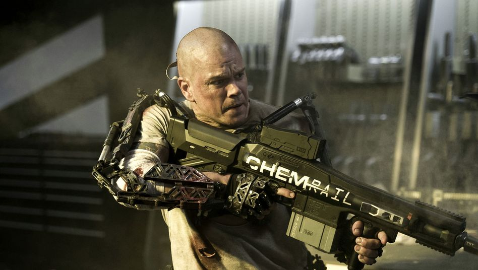"Science-Fiction-Thriller ""Elysium"": Kampfmaschineals Klassenkämpfer"