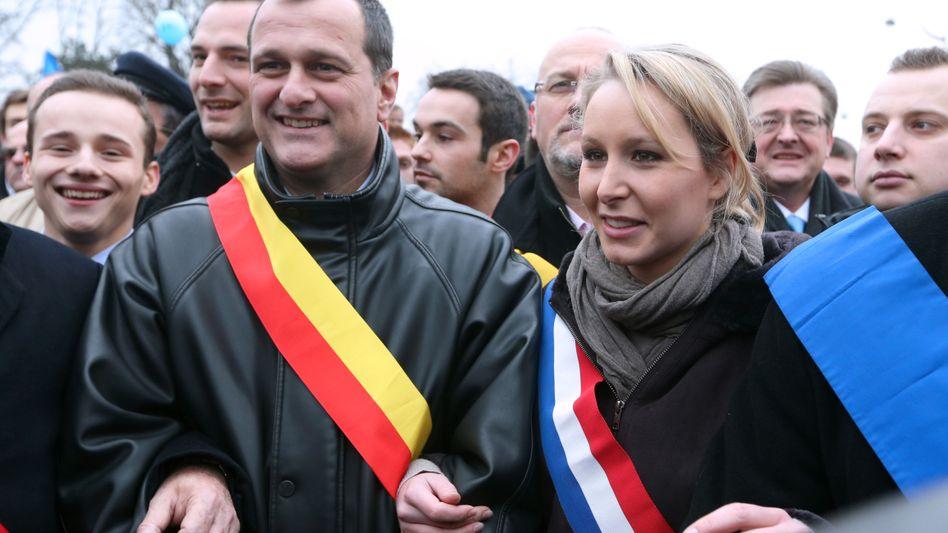 Marion Maréchal-Le Pen: Die Enkelin des Front-national-Gründers kommt nach Deutschland