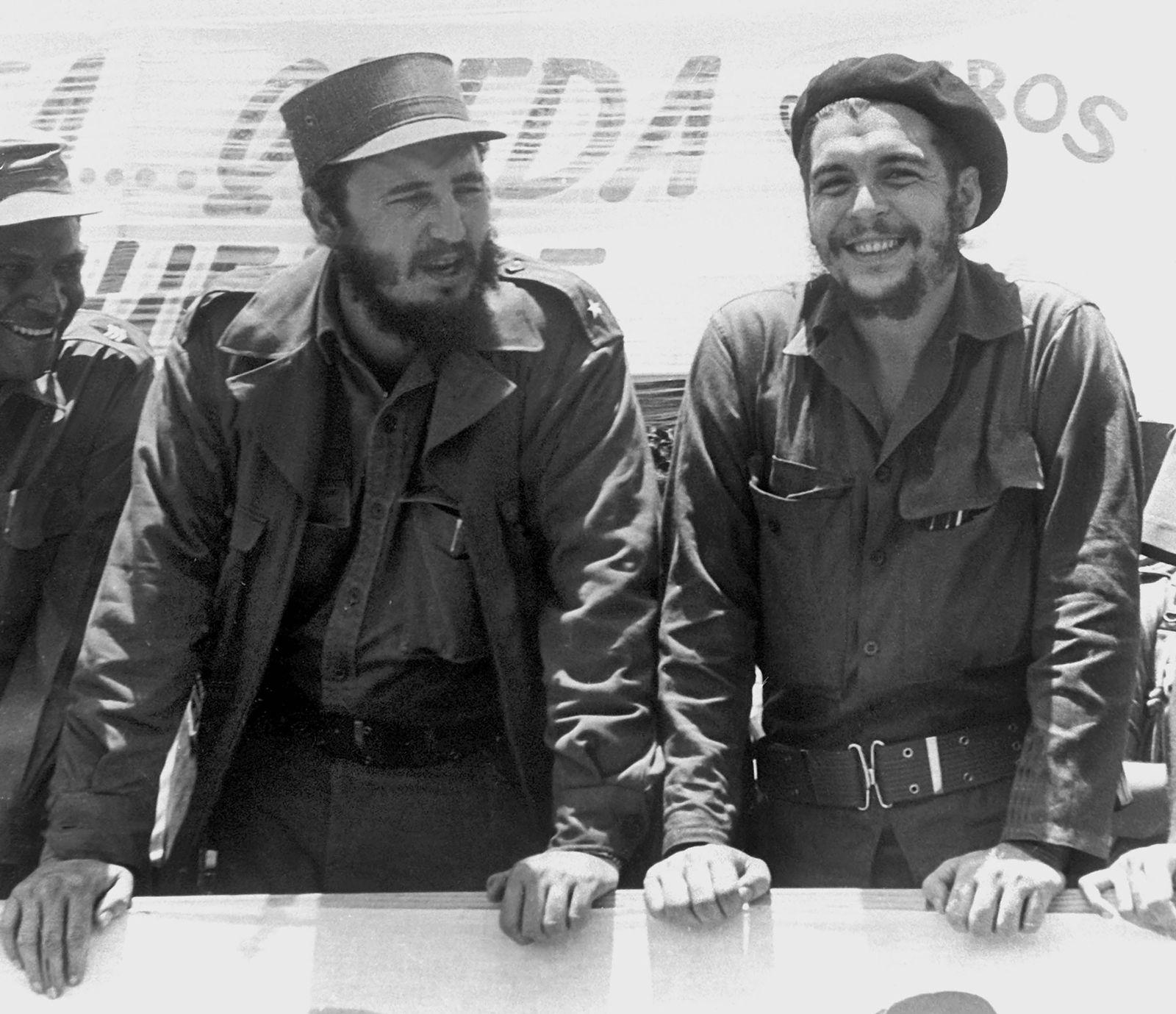 Henkersmahlzeit - Fidel Castro und Che Guevara