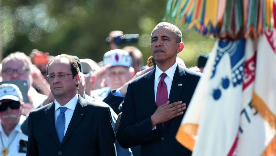 Abgehörte französische Präsidenten: USA dementieren Spionagevorwürfe nicht