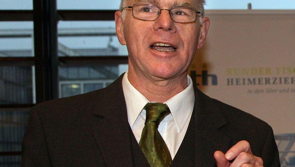 Bundestagspräsident Norbert Lammert: Einsatz gegen Zölibat