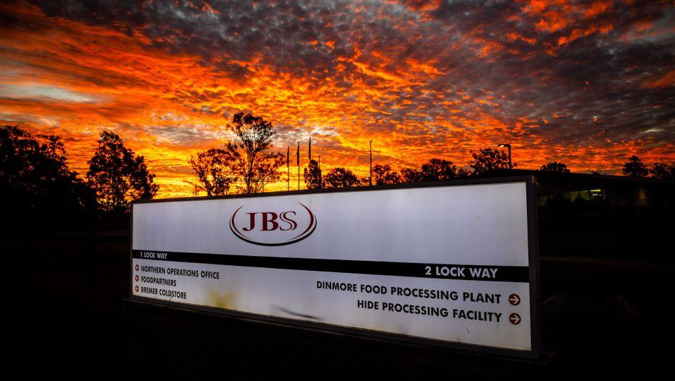JBS-Zentrale in Australien: Bitcoins für Erpresser