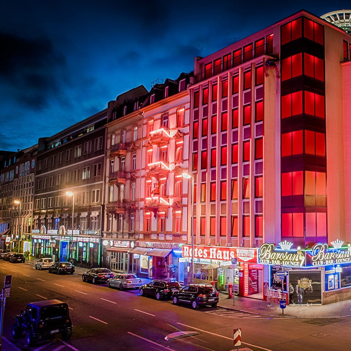 33 Top Images Rotes Haus Frankfurt / Dom Romer Areal Bau