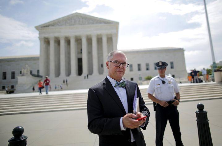 Jim Obergefell: Kläger vor dem Supreme Court
