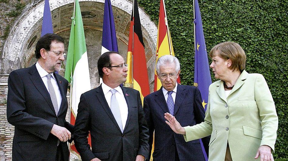 EU- Regierungschefs(*): Kaum ein Tag ohne neue Forderungen