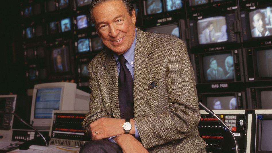 "US-Sendung ""60 Minutes"": Fernsehreporter-Legende Mike Wallace ist tot"