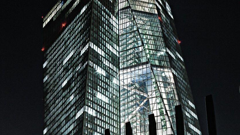 EZB-Neubau in Frankfurt am Main