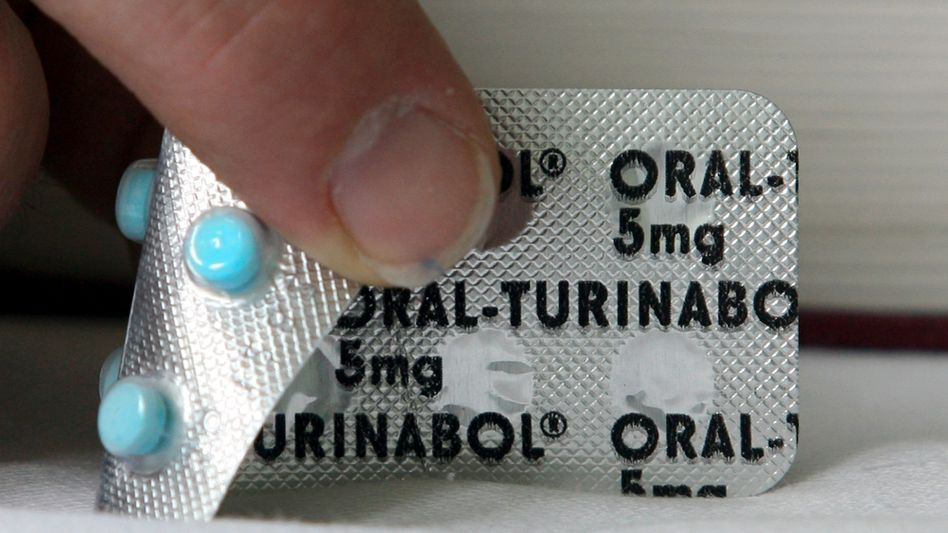 Dopingmittel Oral-Turinabol: Breiter Einsatz im Sport der DDR