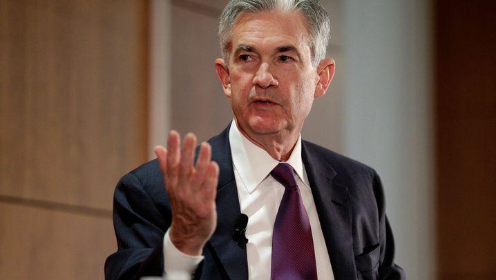 Yellen, Bernanke, Greenspan: Die Galerie der Fed-Chefs