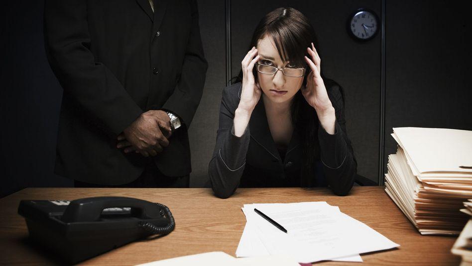 Streit mit Vorgesetzten: Wann wird aus einem Konflikt Mobbing?