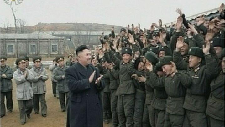 Atomkonflikt: Pjöngjangs Drohpolitik