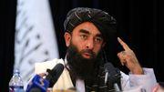 Taliban fordern von Deutschland diplomatische Anerkennung und finanzielle Hilfen