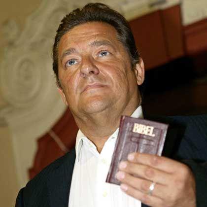 Andreas Roy: 6000 Euro Strafe wegen TV-Pöbeleien