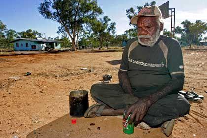 Aborigine in Australien: Drastische Einschränkung der Rechte