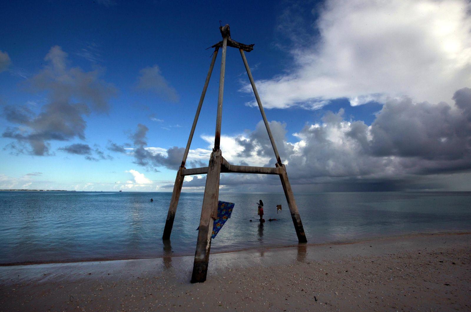 Kiribati / Pazifik / Klima