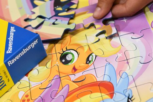 Deutschland puzzelt: Die Nachfrage nach Puzzlen stieg während der Corona-Zeit deutlich an.