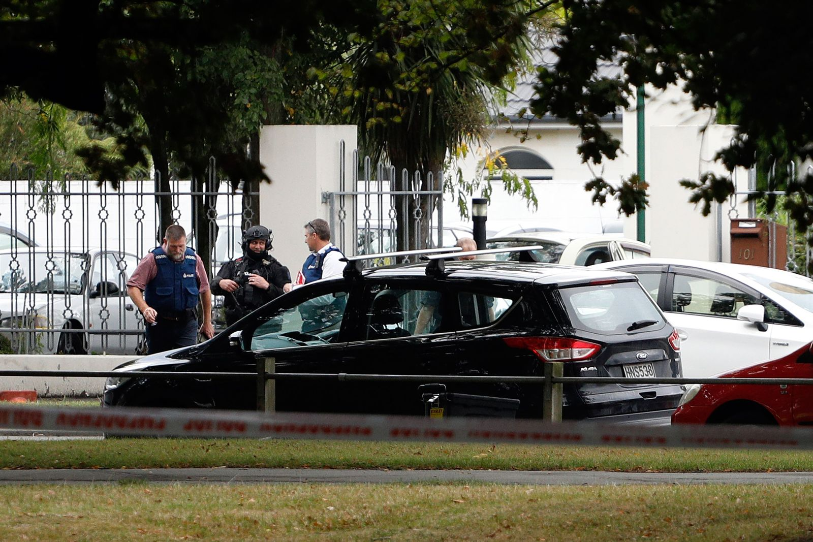 Neuseeland/ NZEALAND-CRIME-SHOOTING