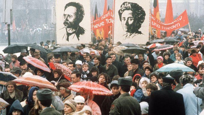 Legendenbildung: Wer tötete Rosa Luxemburg und Karl Liebknecht