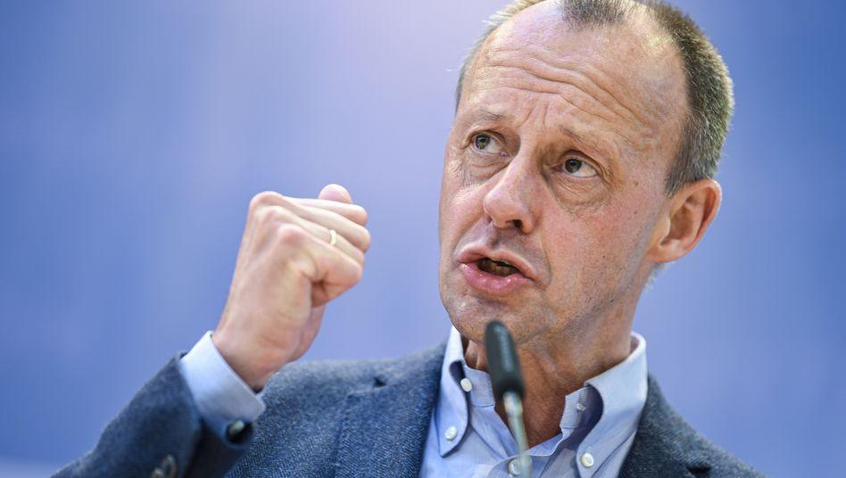 Friedrich Merz: Erfolgreicher Parteichef in spe?