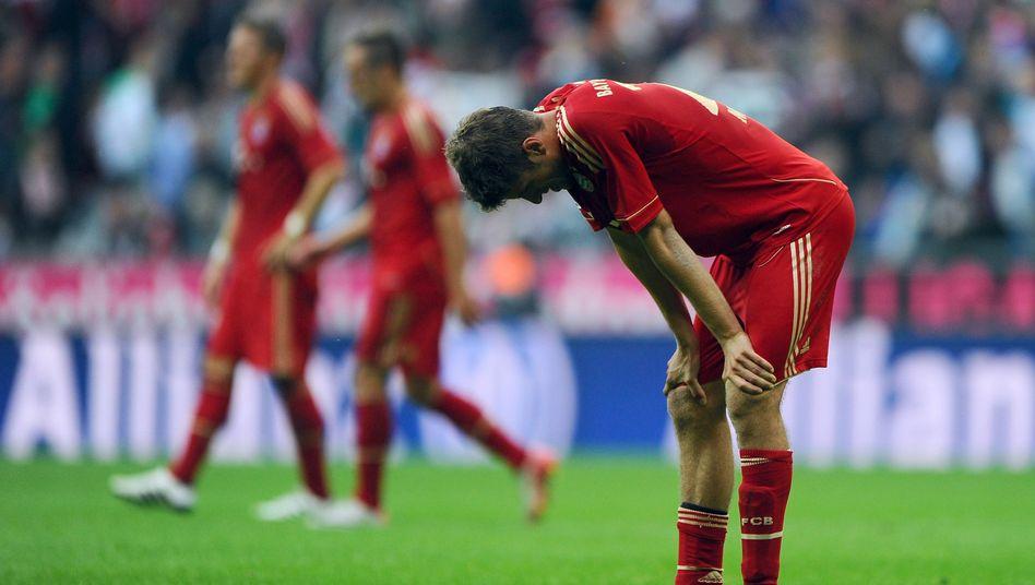 Bayern-Profi Müller: Meister werden die anderen