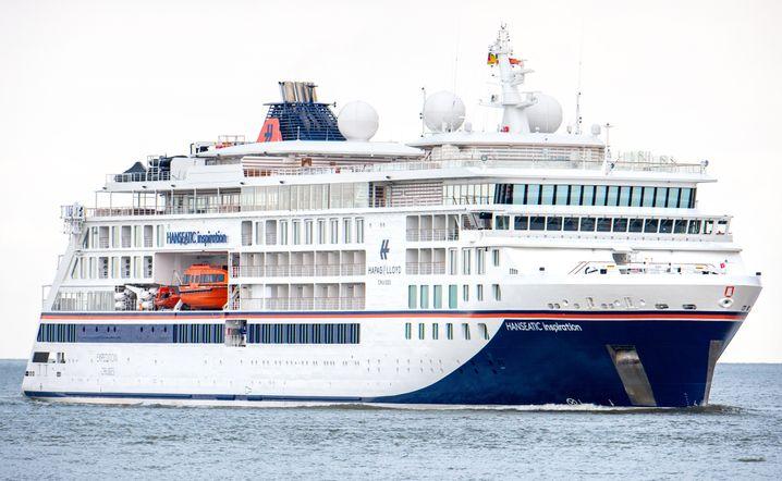 """""""Hanseatic Inspiration"""" von Hapag-Lloyd: Dänische Südsee steht auf dem Programm"""