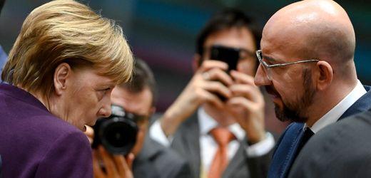 EU-Gipfel: Keine Einigung über Mehrjahres-Haushalt