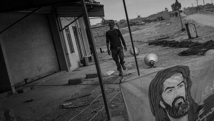Anti-IS-Kampf im Irak: Der lange Weg nach Mossul